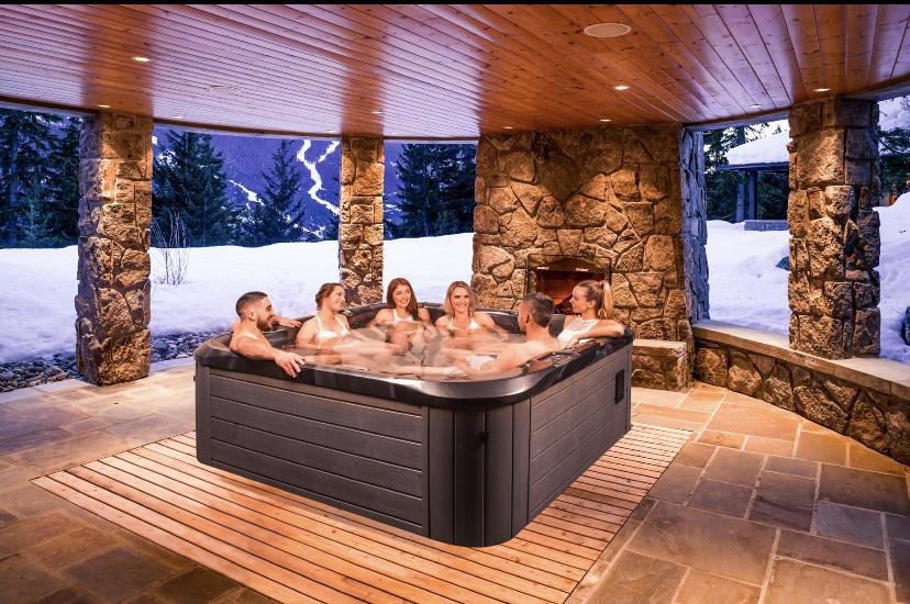 Heavenly Hot Tubs Group Ltd showroom photo