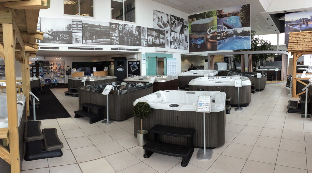 Jacuzzi Hot Tub Centre  showroom photo