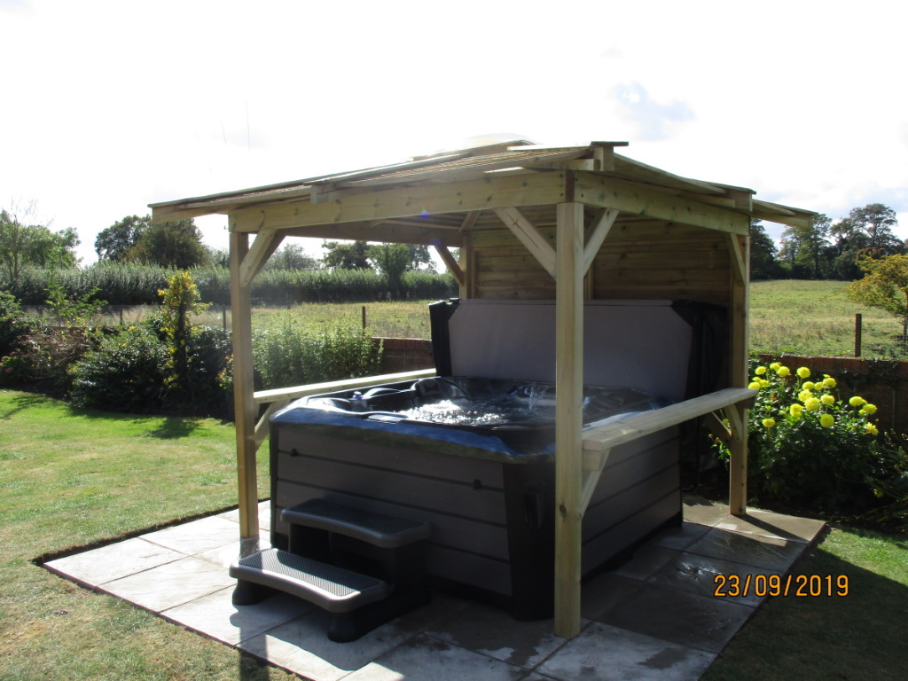 Outdoor Living Hull installation photo