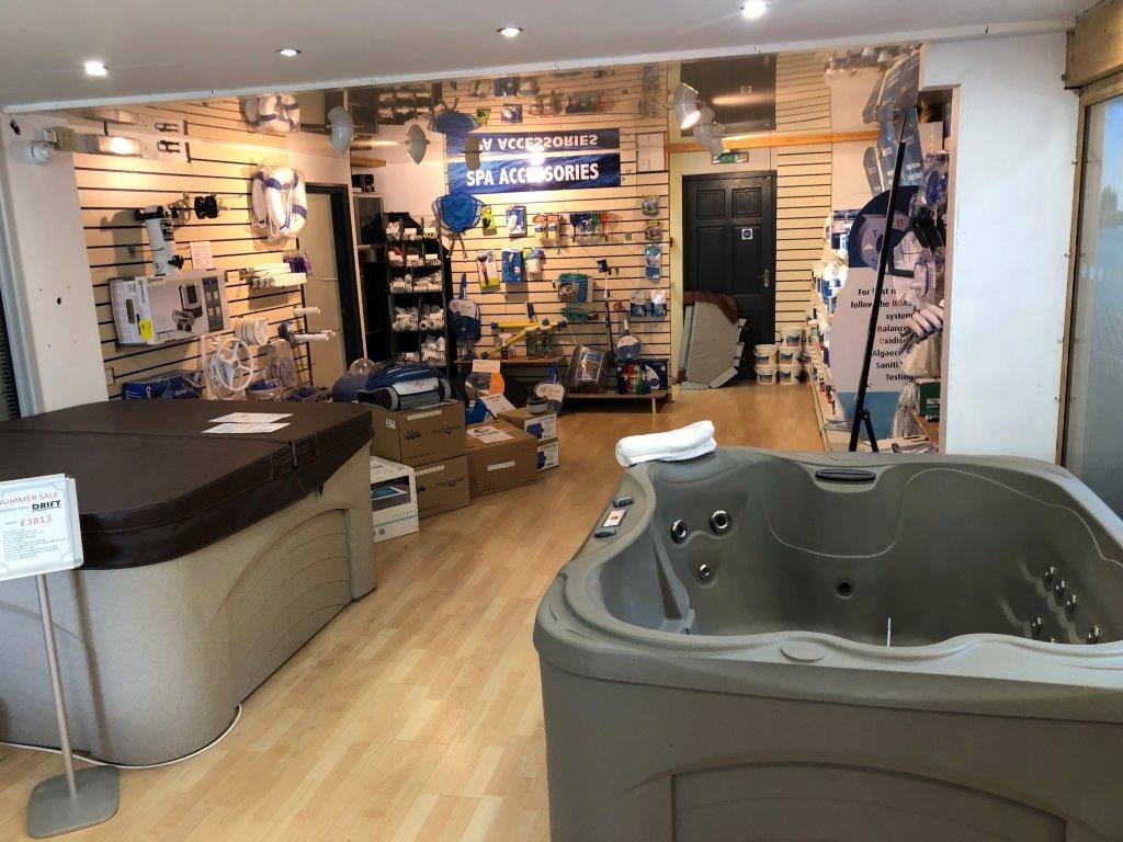 BOS Leisure Pyle Ltd showroom photo