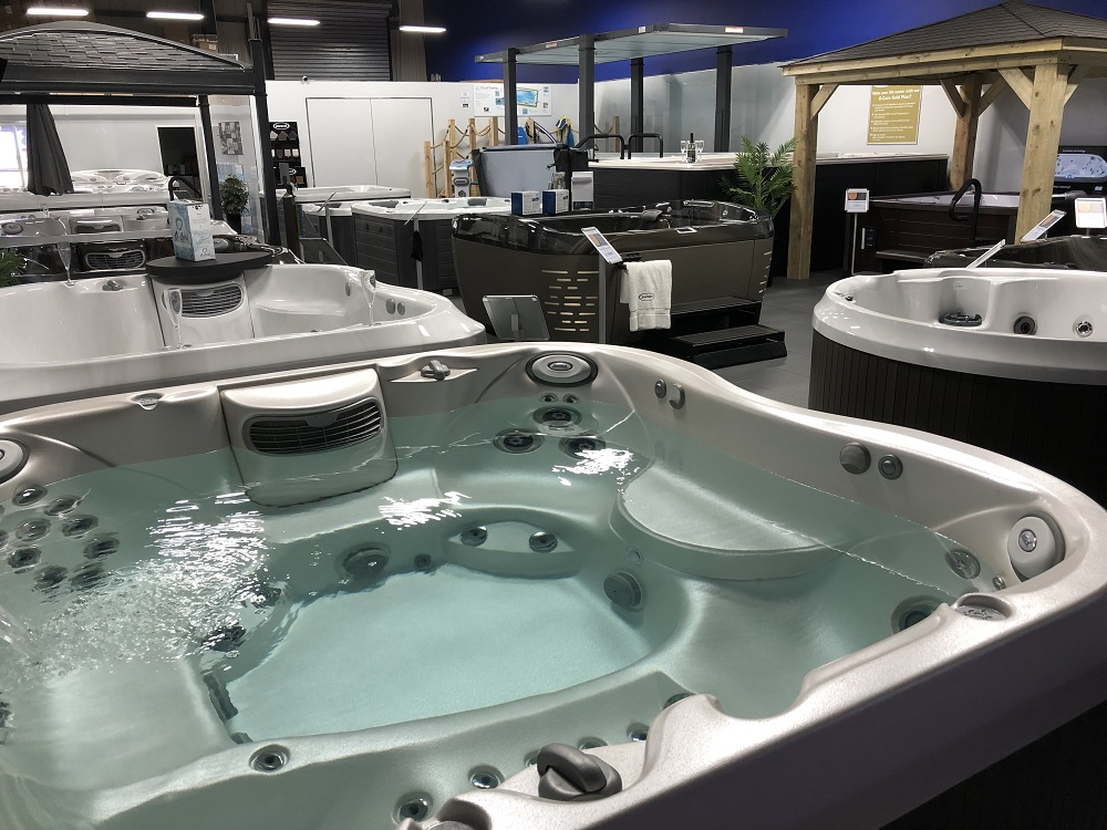 All Weather Leisure Cannock showroom photo