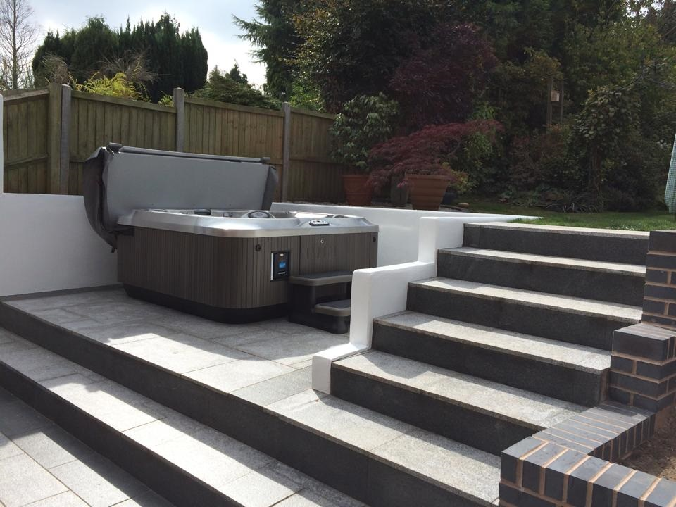 All Weather Leisure Cannock installation photo