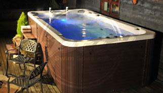 HotSpring World Sevenoaks installation photo
