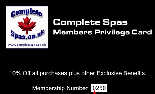 Complete Spas Ltd installation photo