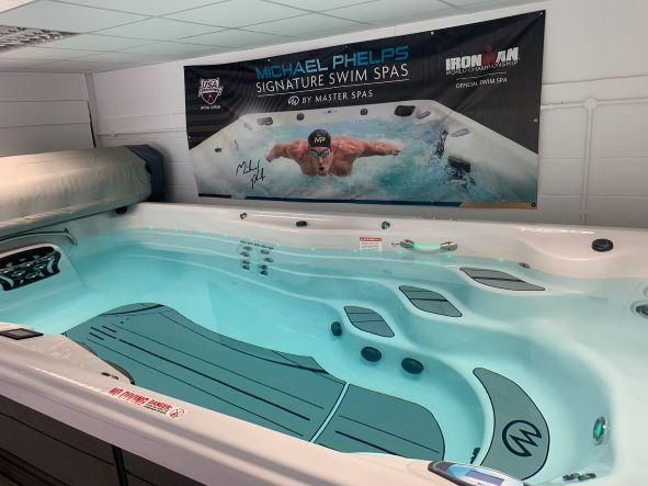 Luxury Spas Direct showroom photo