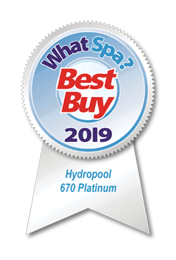 WhatSpa? Best Buy: Hydropool 670 Platinum