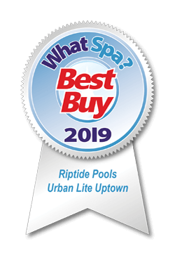 WhatSpa? Best Buy: Riptide Pools Urban Lite Uptown