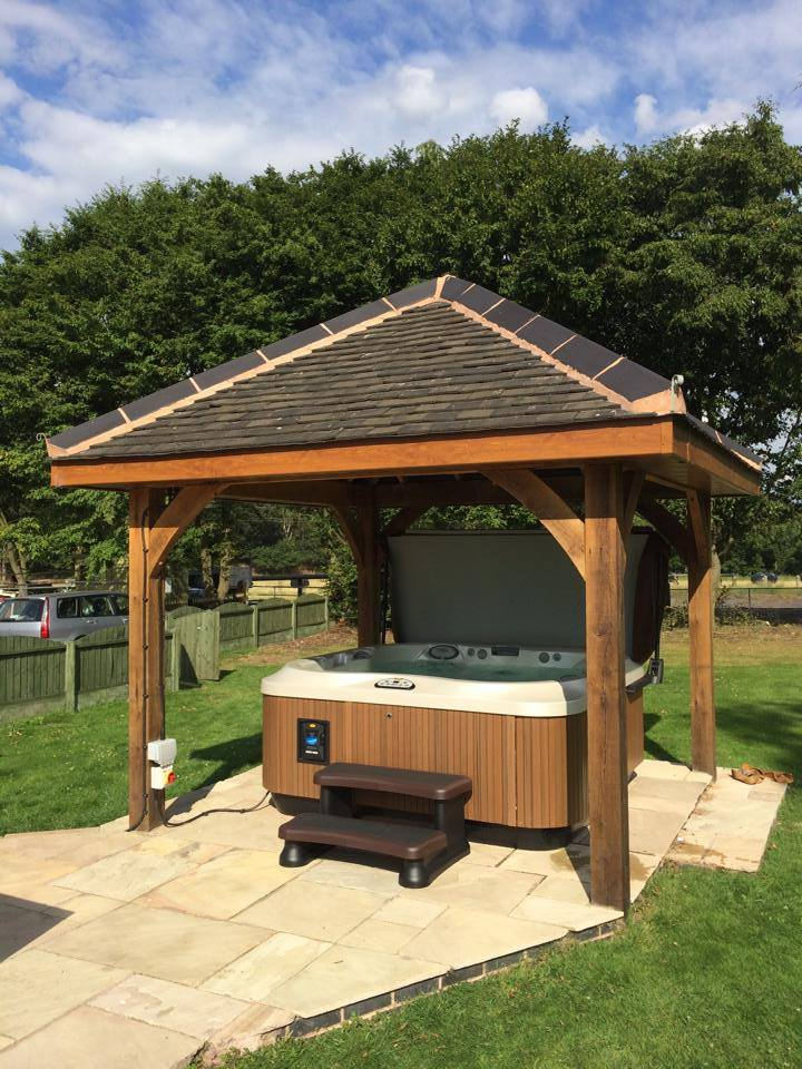 All Weather Leisure  installation photo