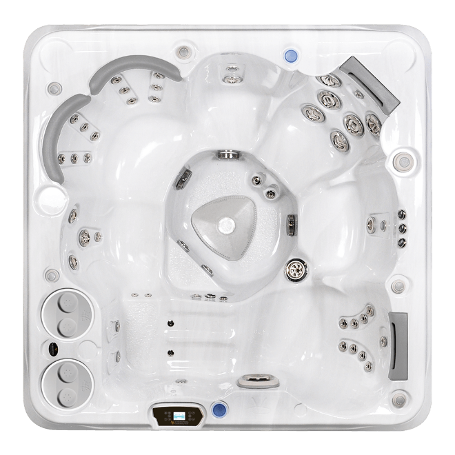 Hydropool 670 Platinum