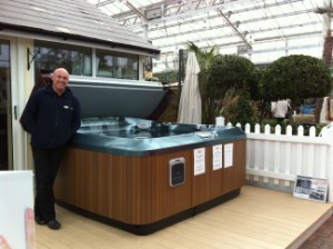 Jacuzzi Manchester showroom photo